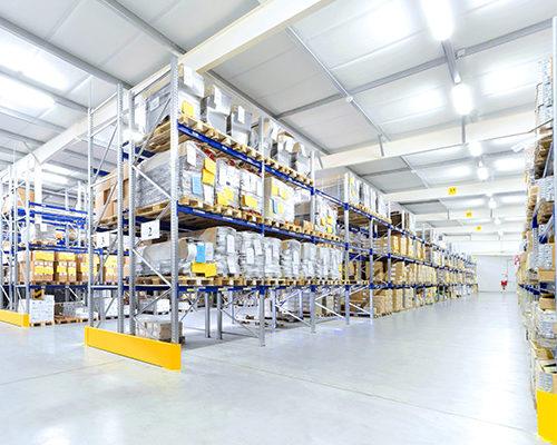 Охрана складов: полный контроль — это просто!