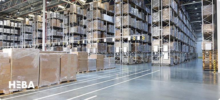 Охрана складов в Москве
