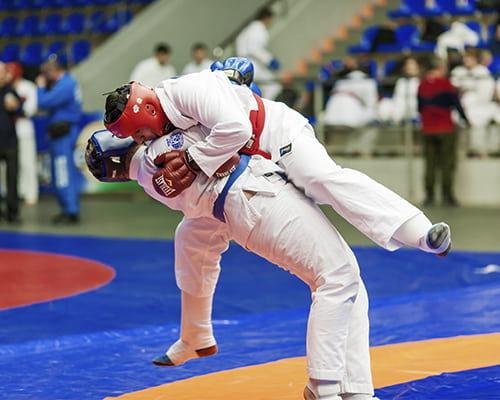 В Краснодаре пройдет краевой турнир по рукопашному бою под охраной Холдинга безопасности «Нева»