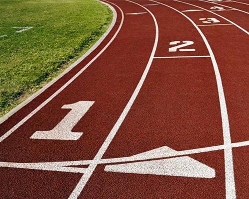 Состязания по легкой атлетике — под охраной «Невы»!