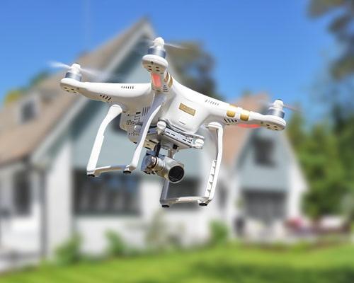 Охрана частных домовладений: дрон или мобильный патруль?