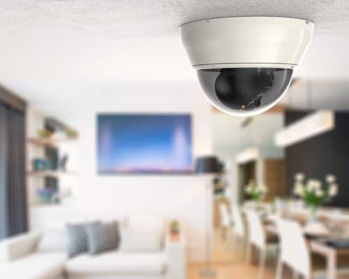 Нюансы видеонаблюдения в охраняемом частном доме